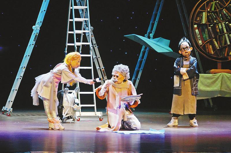 """""""让戏剧走进孩子的生活""""主题儿童戏剧节成都分会"""