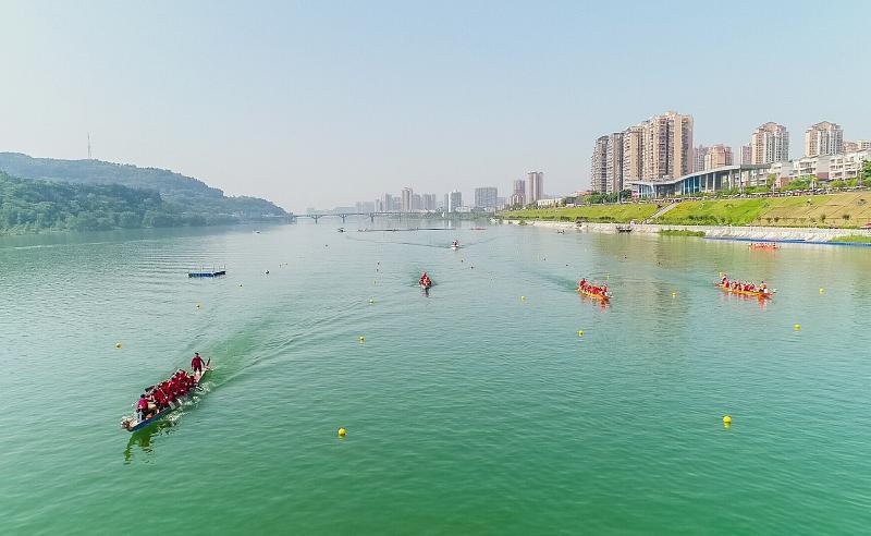 水生态的持续改善,让生活变得更美好。